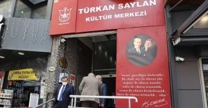 Türkan Saylan Kültür Merkezi yenileniyor