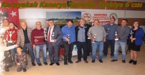 Türkiye 6'ncısı oluşunu düzenlediği yemekle kutladı