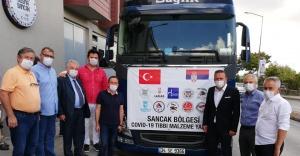 """Türkiye Bosna Sancak Derneği'nden, """"Sancak Yalnız Değil"""" Kampanyası"""