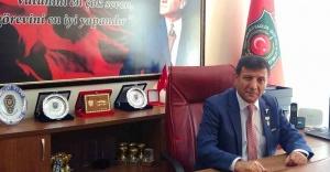 Türkiye Harp Malulü Gaziler, Şehit Dul Ve Yetimleri Derneği İzmir Şube Başkanı Recep Doğru'dan İzmirlilere aşı çağrısı