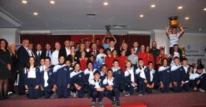 TYF Türkiye Şampiyonası'nda Optimist ve  Laser sınıflarında kupalar sahiplerini buldu