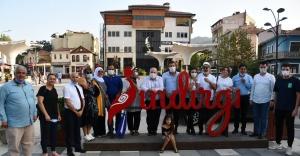 Uluslararası Gazeteciler ve Televizyoncular Balıkesir'de toplandı