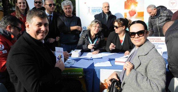 Tugay'dan Hayat olabilirsin Festivali'ne destek