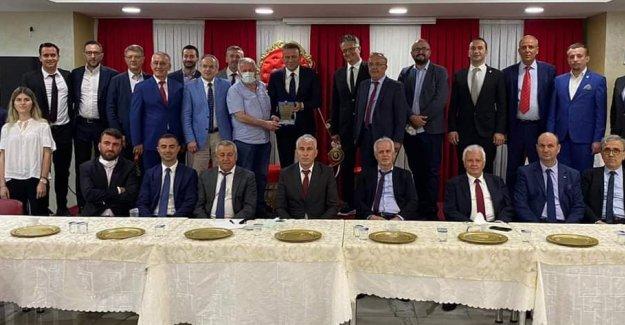 """TÜRKİYE BOSNA SANCAK DERNEĞİ ÜÇÜNCÜ KEZ """"MUHAMMED SANCAKTAR"""" DEDİ"""
