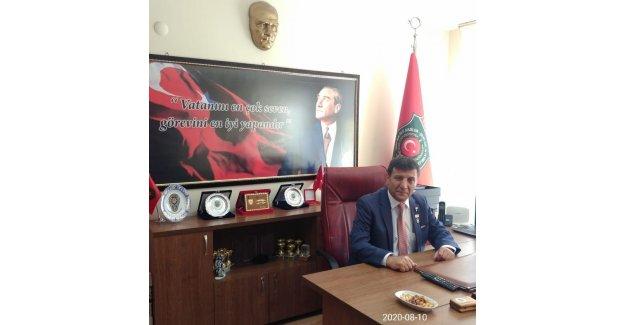 Türkiye Harp Malulü Gaziler, Şehit Dul ve Yetimleri Derneği'nden teşekkür açıklaması