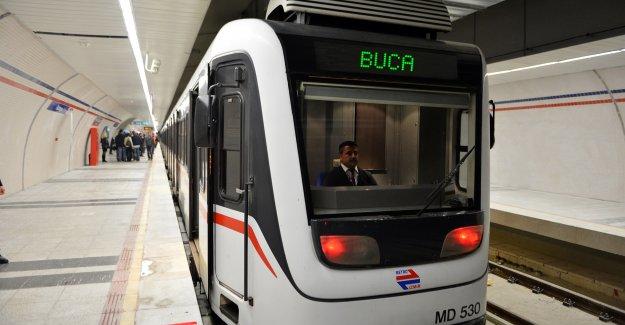 Üçyol - Buca Metrosu için 80 milyon avroluk imza atıldı