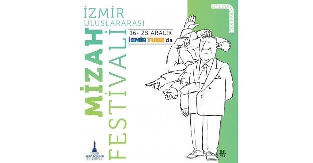Uluslararası İzmir Mizah Festivali başlıyor