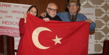 Söyleşi günlerinin Kasım ayındaki konukları, Yaşar Aksoy ve Hanri Benazus oldu.