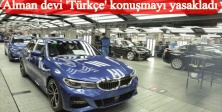 Dev şirket Türkçe konuşmayı yasakladı