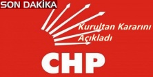 CHP kurultay kararını verdi