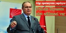 Öztrak'tan AKP sözcüsüne net yanıt!