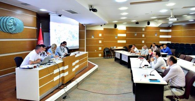 Yatırım toplantısı Bornova'da