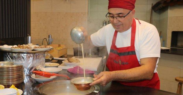 """Yemek sektöründe """"2020 Türk Mutfağı yılı"""" sevinci"""