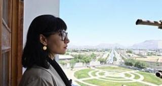 Afgan Kadın Ayşe Hurram: 'Benim gibi sesini çıkaranları öldürerek diğerlerini susturmak isteyecekler'