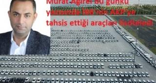 Ağırel AK Partili yöneticilere verilen İBB araçlarını isim isim açıkladı