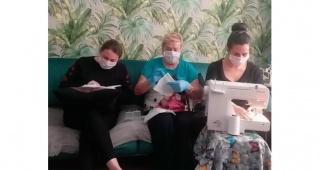 Ayvalık Belediyesi Maske Üretimine Başladı