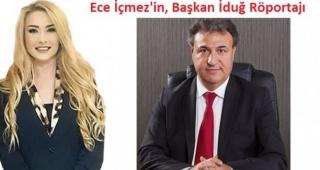 Başkan İduğ'dan Vatandaşa ve hükümete kentsel dönüşüm çağrısı