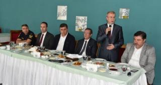 Başkan Tugay din görevlileri ile bir araya geldi
