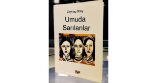"""Boşnak yazar Zeynep İlbay'ın kitabı """"Umuda Sarılanlar"""" çıktı"""