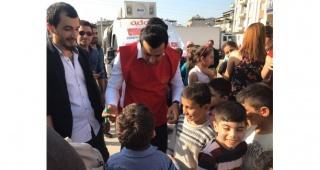 CHP Buca eski Gençlik Kolları Başkanı Can İrat'tan 'Dünya Çocuk Hakları' açıklaması