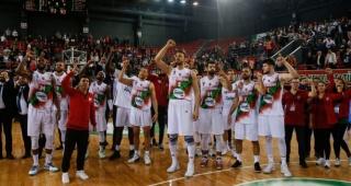 FIBA Erkekler Avrupa Kupası  - Pınar Karşıyaka: 93 - Phoenix Brüksel: 90