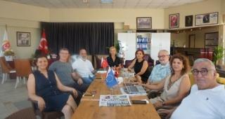 İGC'nin gazetecilere telif desteği yeni Yayın Kurulu ile devam ediyor