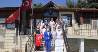 İKKB Başkanı Serter'den Belkahve'de Türk kahveli mesaj