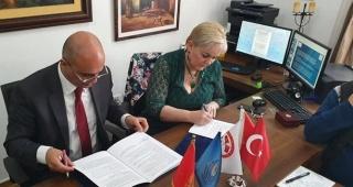 Karadağ Diasporası Birliği ile KTID arasında İşbirliği Anlaşması İmzalandı