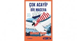 Mavisel Yener ''SEN de OKU'' koleksiyonu için yazdı...