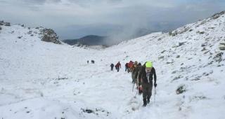 Ödemişli dağcılar, Efe Sarp ve Mert Alpaslan anısına tırmandı