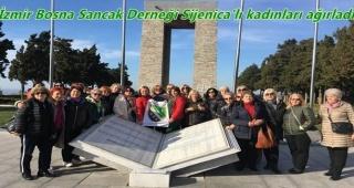 Sancak Sjenica'lı Kadınlar'dan İzmir çıkarması