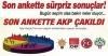 AKP, 1 yılda halkın güvenini yitirdi,...