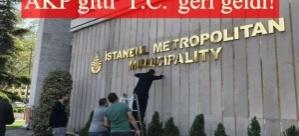 Ankara'dan sonra sıra İstanbul'da!