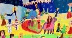 Bornova'da hayaller renklerle buluştu