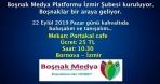 Boşnaklar İzmir'de Bir araya Geliyor..