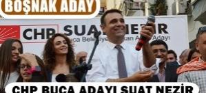 CHP'den BUCA'ya Boşnak Aday: SUAT NEZİR