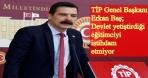 'ERDOĞAN, KAÇAK YAPILARA RUHSAT VERİP BAĞIŞ ALIYORUZ DEDİ'