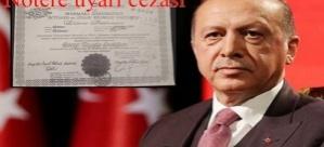 Erdoğan'ın diploması yeniden gündemde