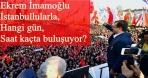'İstanbul'a Yeni Bir Başlangıç Buluşması' hakkında açıklama
