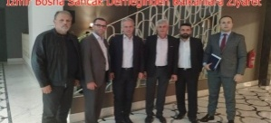 İzmir Bosna Sancak Derneği Balkanlarda bir dizi ziyaret gerçekleştirdi