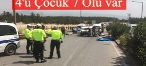 İzmir Buca'da korkunç kaza