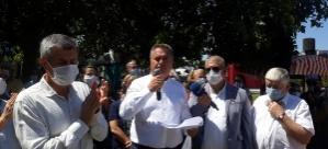 İzmir'de Balkan Camiası ve STK'lar 'İstanbul Sözleşmesi Yaşatır' dedi