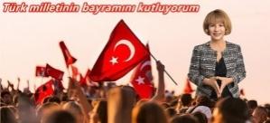 İzmirli İş İnsanı Şafak Sol'dan Cumhuriyet Bayramı mesajı