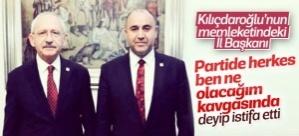 Kılıçdaroğlu'na memleketinde istifa şoku! Parti içinde bitmek tükenmek bilmeyen 'Ben ne olacağım' kavgaları