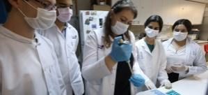 Kızılçullu'nun gençleri Türkiye'yi bilimle temsil edecek