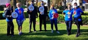 Koşucular İzmir Hasta Çocuk Evleri İçin İyilik Peşinde Koştular