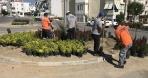 Narlıdere'de yol çalışmaları hız kesmeden sürüyor