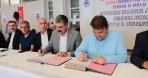 Seferihisar Belediyesi ve Disk Genel-İş İzmir 4 No'lu Şube sözleşme imzaladı
