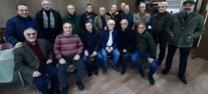 TANSAŞ Personeli 2020 yılının ilk buluşmasını gerçekleştirdi