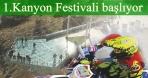 Uşak'ta adrenalin dolu festival